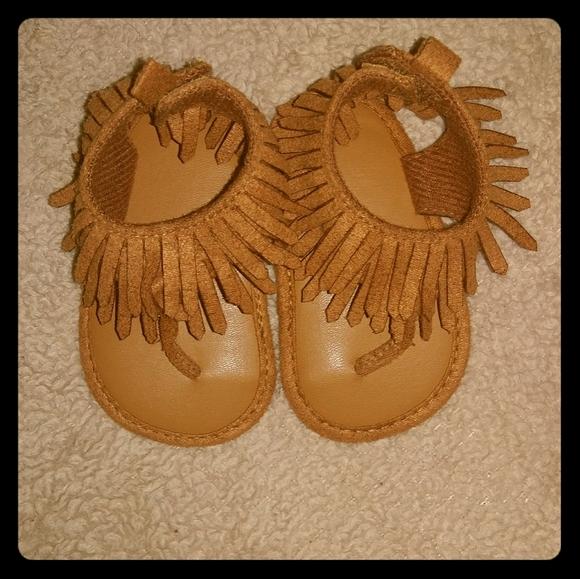 Shoes | Infant Fringe Sandals | Poshmark